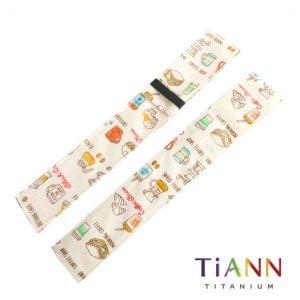TiANN 鈦安餐具 防水收納袋