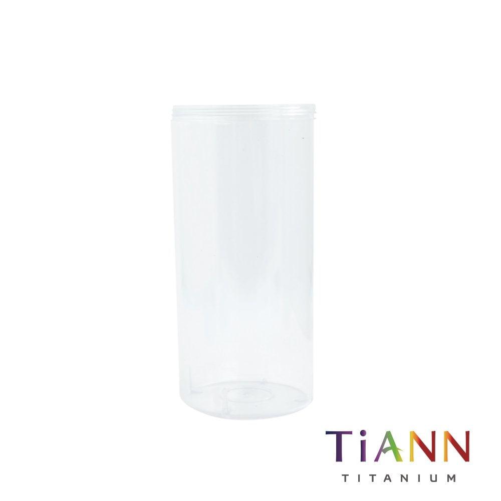 TiANN 鈦安餐具 水壺 隨行瓶 650ml 僅外殼