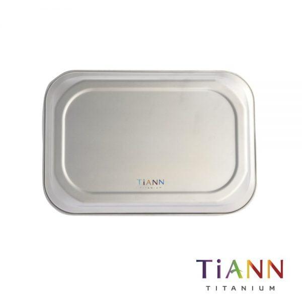 純鈦 鈦烤盤 餐盤 小鈦砧板 鈦蓋